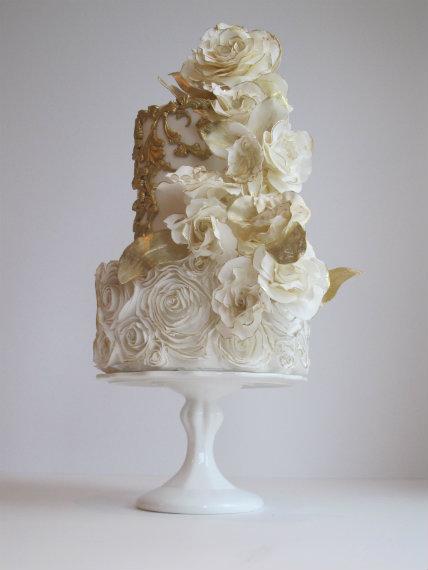 Spring Cake Trends From Maggie Austin HuffPost - Austin Wedding Cake