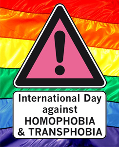 International Day against Homophobia and Transphobia 2013 | HuffPost