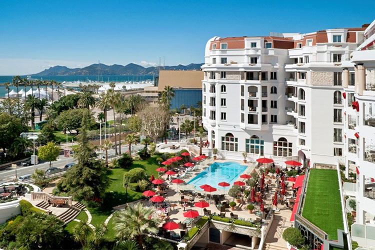 Star Hotels In Cannes