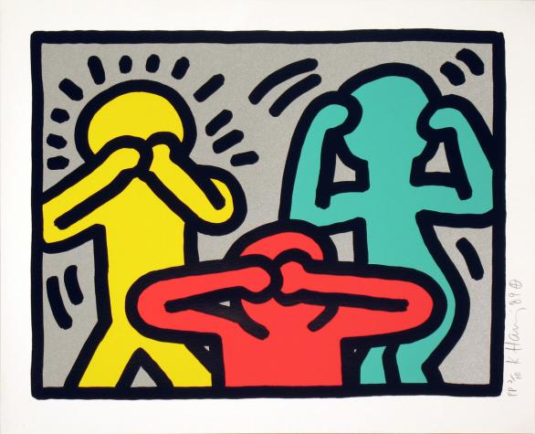 Keith Haring: Rebel With Many Causes | HuffPost