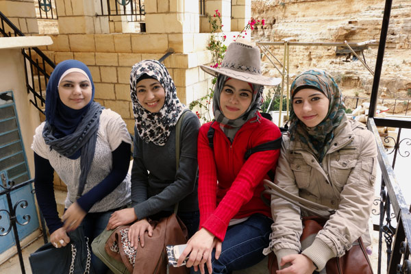 The Beauty of Palestine: Olives, Women, and Scarves | The Huffington ...