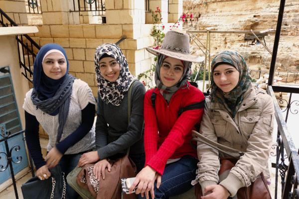 Sexy palestinian girls