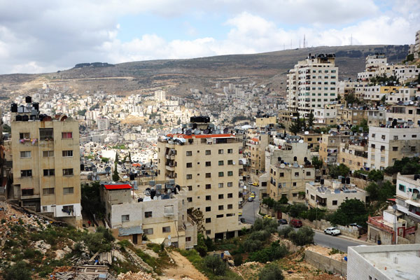 Nablus is the second city of the West Bank in population and, like so many cities in the Middle East, it goes way back. The name is an Arabic version of