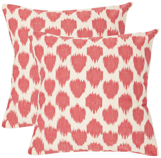 Easy Home Decor Ideas to Update Your Space - Add Brightly Colored Pillows to Your Bed
