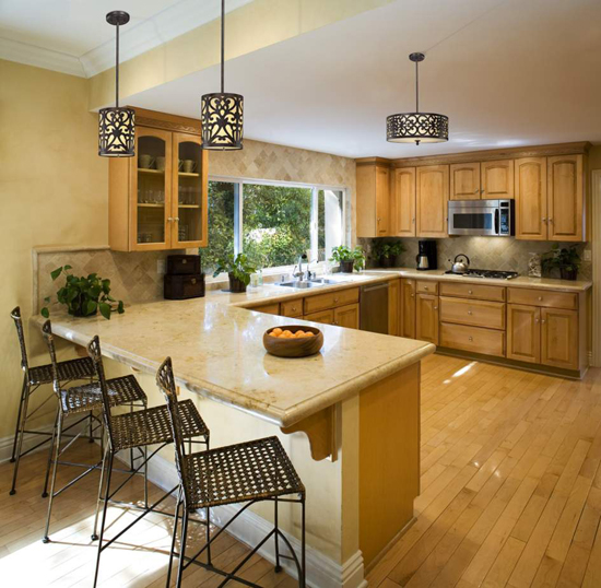 How Do You Updste Kitchen Lighting Design