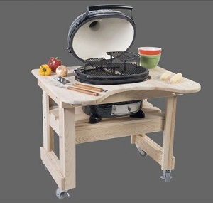 big green egg table kits