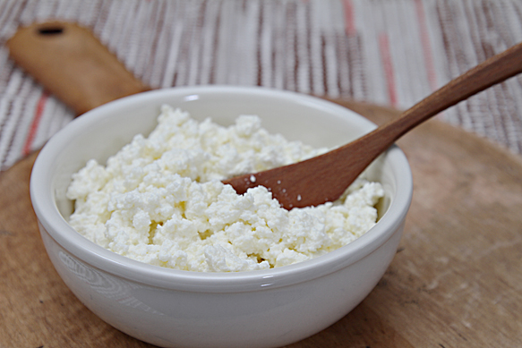 Once you've tasted freshly made ricotta, you can't help but be hooked!