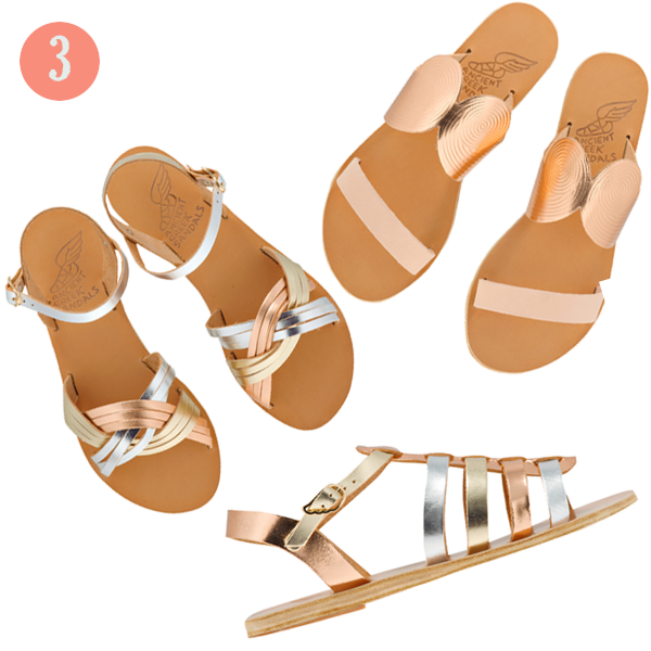 Weekend Shopping: Ancient Greek Sandals | HuffPost UK