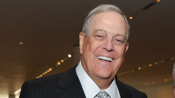 Unreliable sources how the media help the kochs for David charles koch