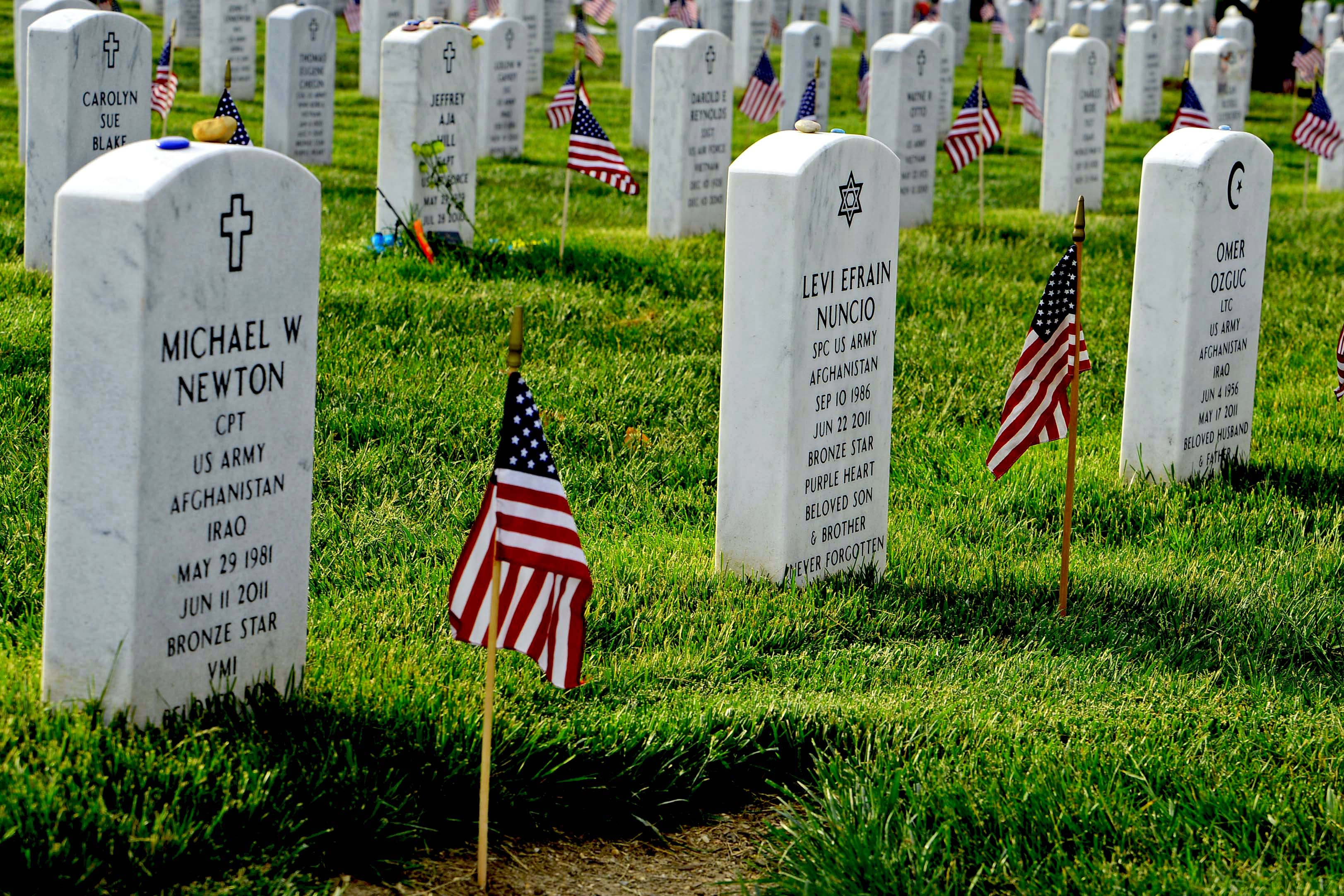 This Memorial Day, Let Us Honor But Also Resolve