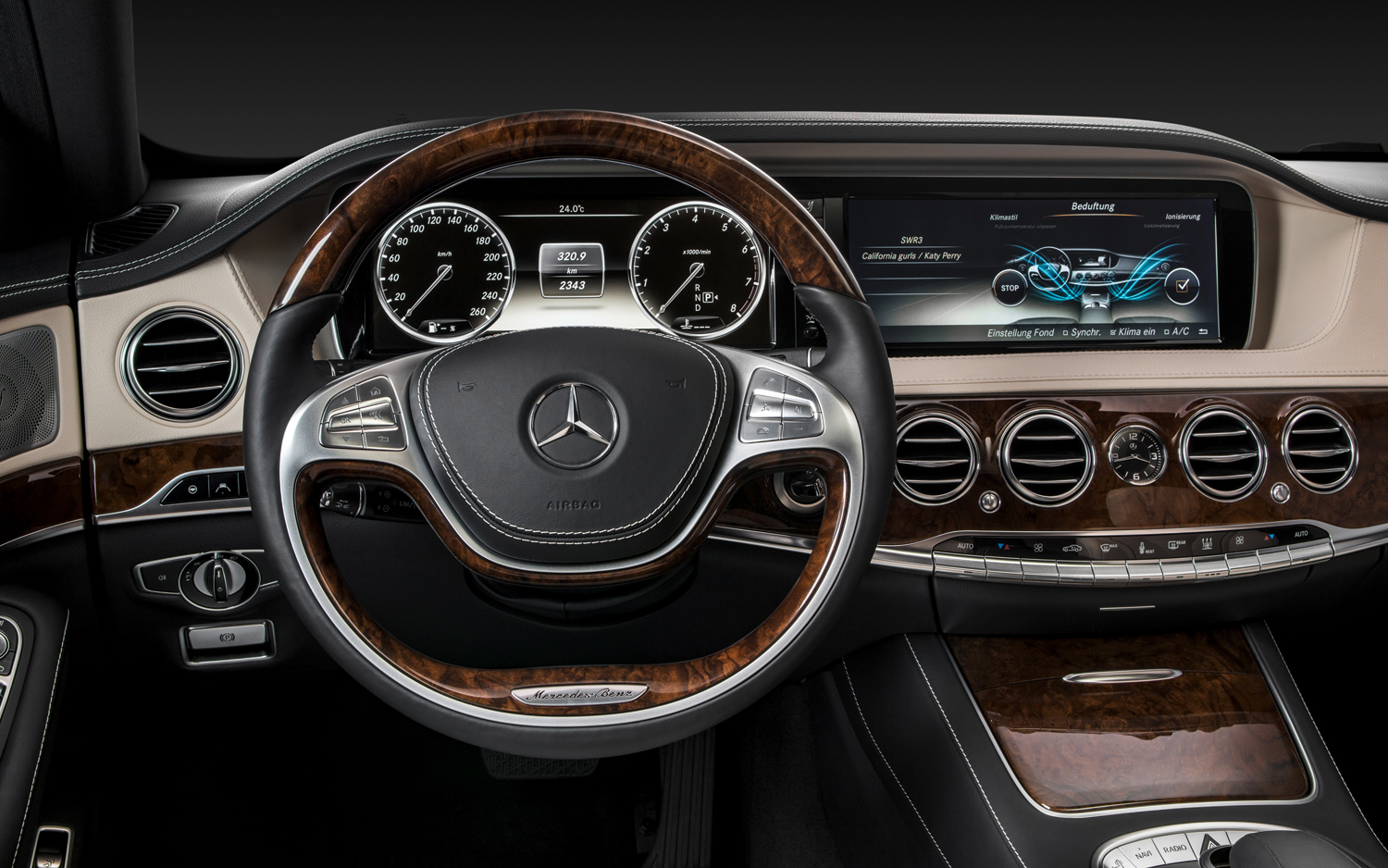 luxury auto review: the 2014 mercedes-benz s-class | damon m. banks