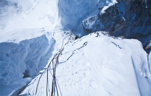 My Near-Death Experience at the Top of Mount Everest ...
