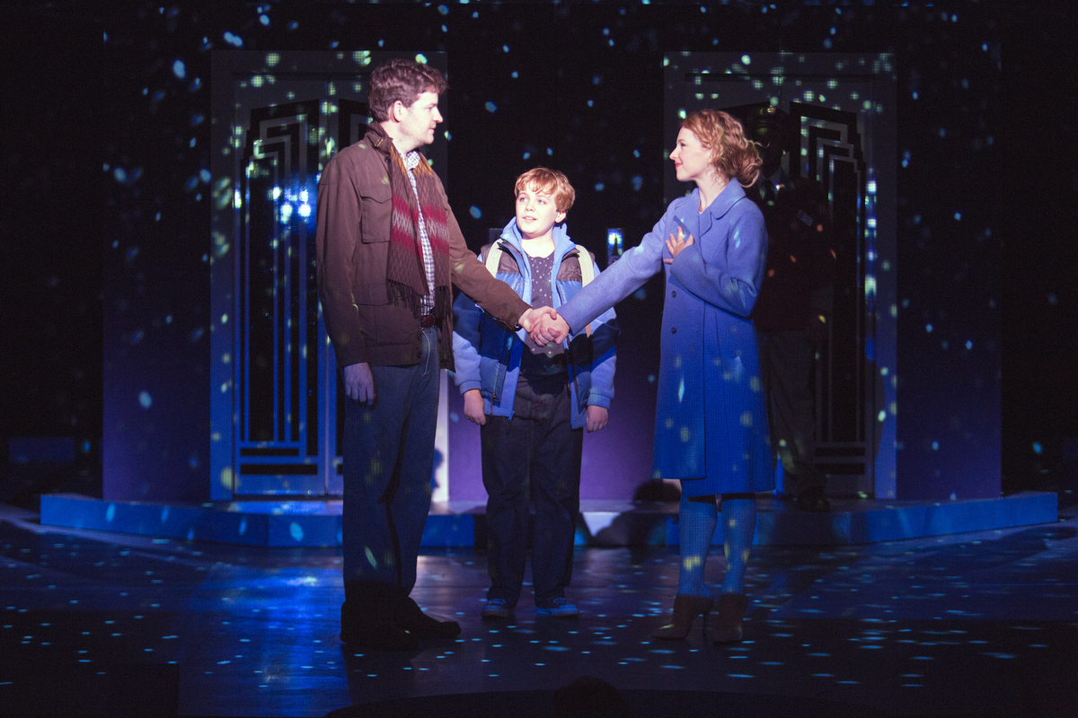 Theater Review Sleepless In Seattle At The Pasadena