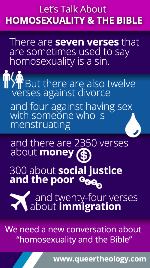 We Desperately Need a New Conversation on Homosexuality and