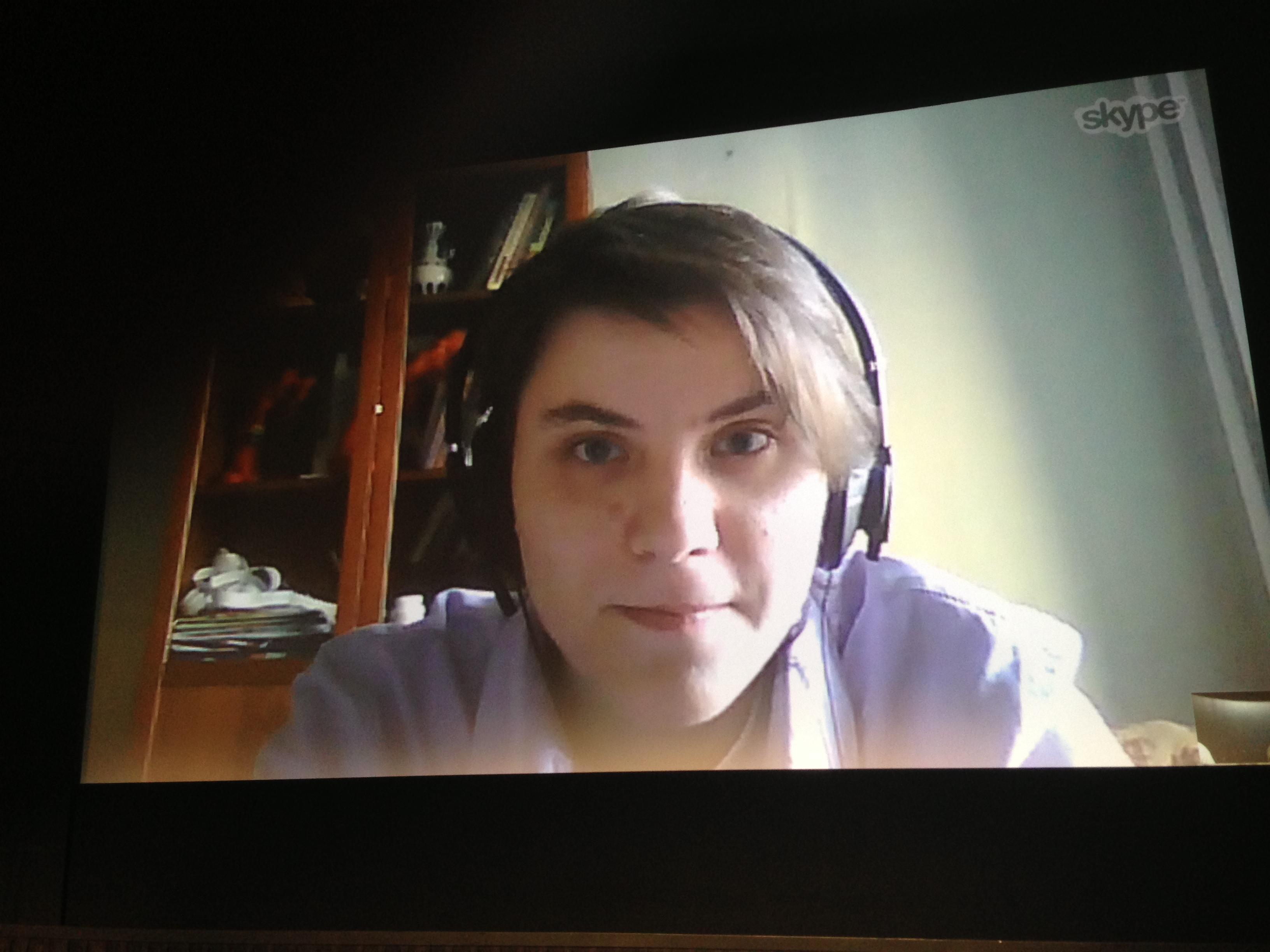 Русские женщины по скайпу 15 фотография