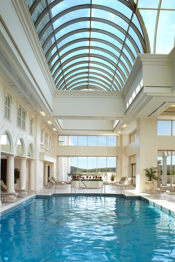 Entrepreneurs sit back and relax you deserve it huffpost for Hotels in norwich with swimming pools