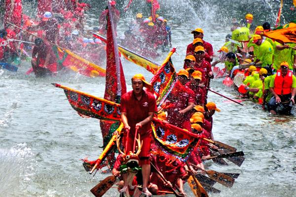 Duanwu (Dragon Boat) Festival