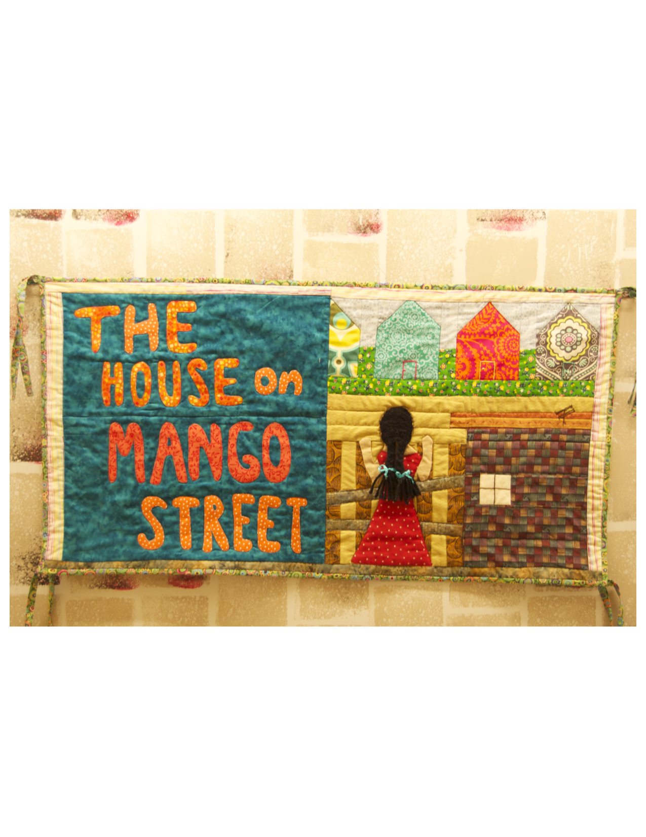 The house on mango street book project