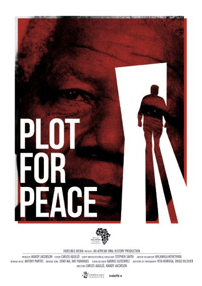 Plot for Peace: The Untold Story Behind South Africa's History (Huffington Post)