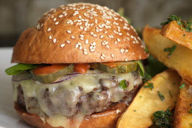 The 10 Best Burgers In America