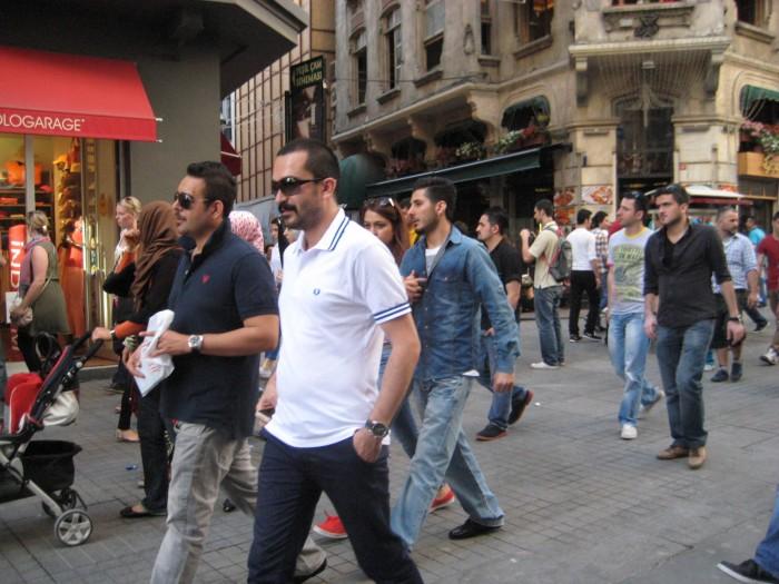 Istanbul Street Style