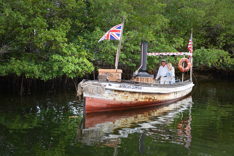 Queen of the Silver Screen Shines in Key Largo (PHOTOS ...