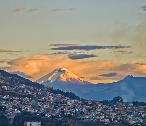 Quito Ecuador The Most Beautiful City In South America Huffpost
