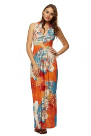Best maxi dress to hide tummy