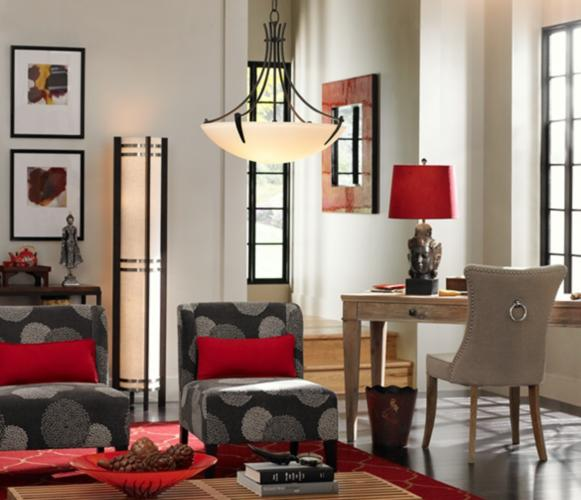 Small Space Solutions -- Furniture Layout Tips