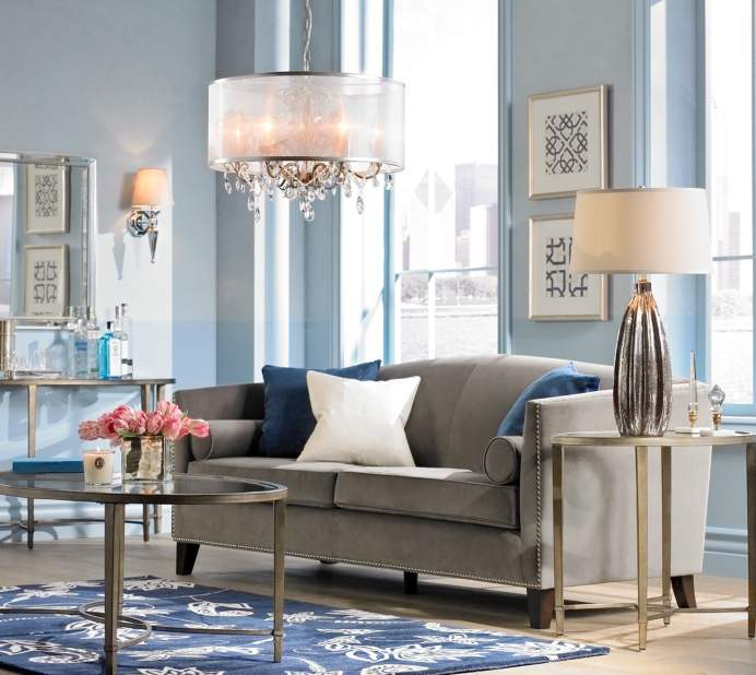 Small Space Solutions -- Choose a Monochromatic Color Palette