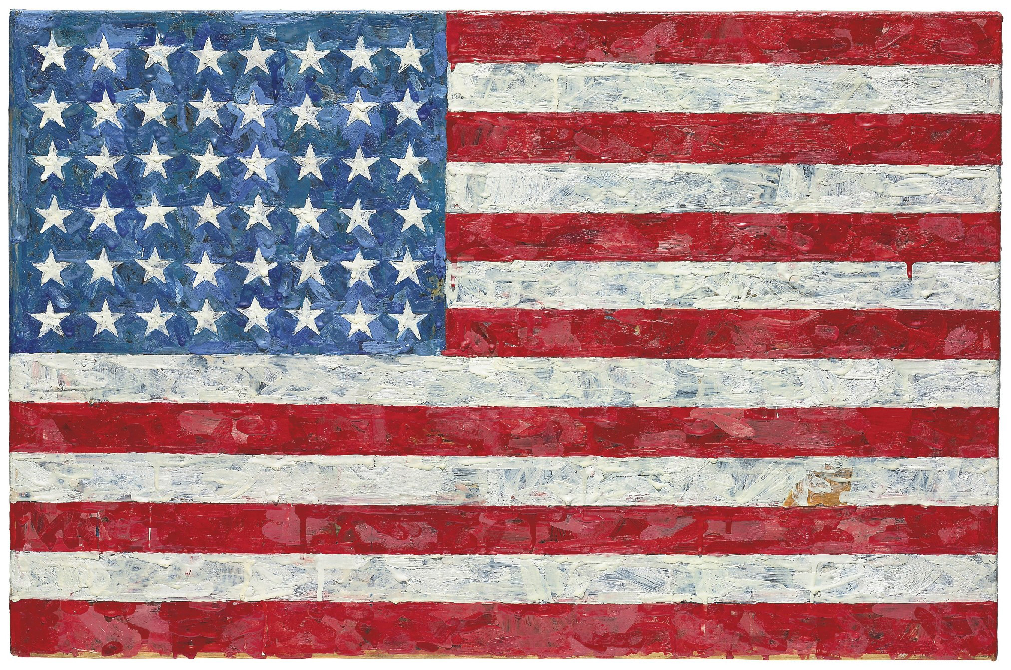 fourth of july art ten unconventional flags that make us