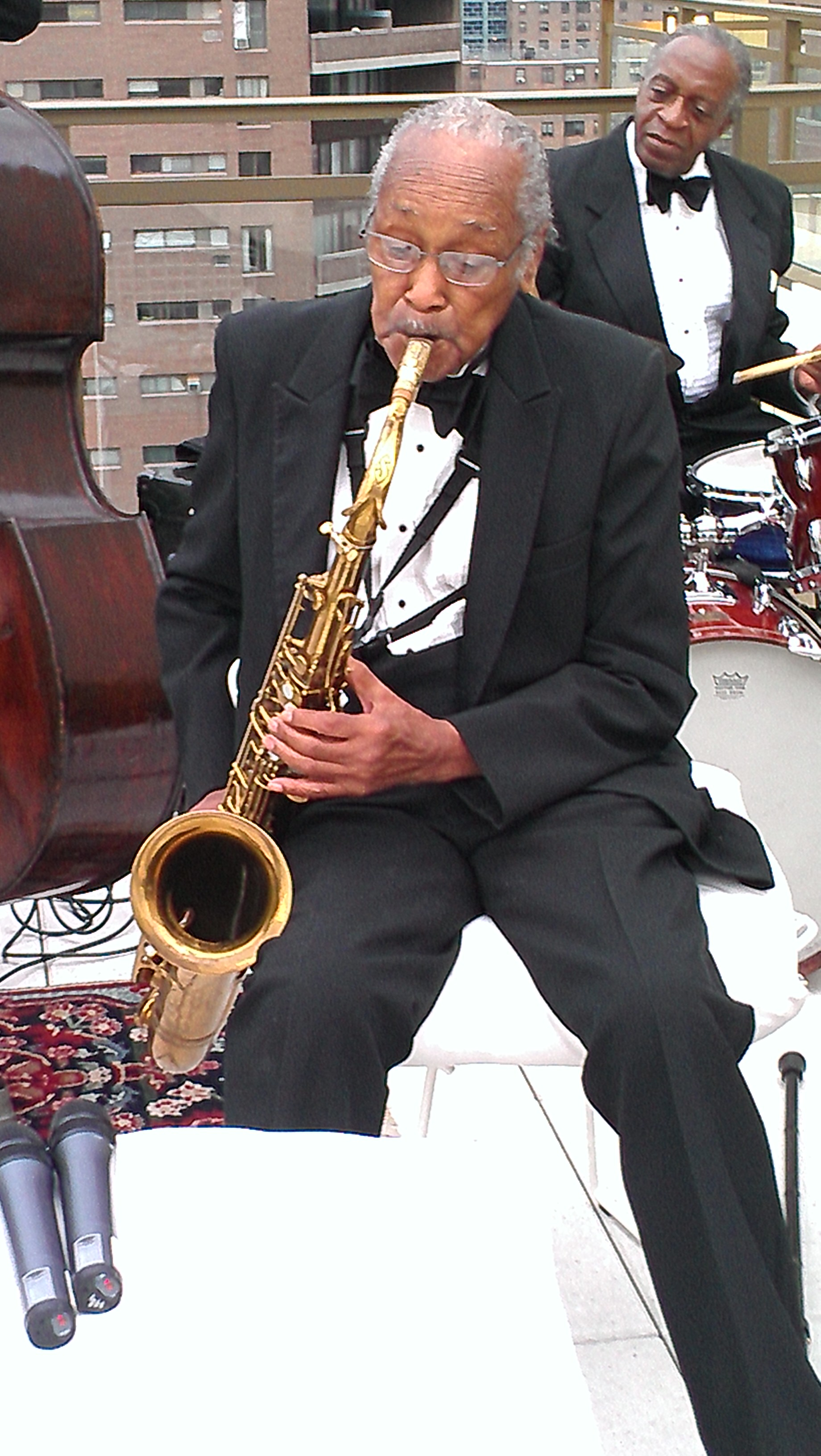 Notes On Jazz S Annual 4th Of July Living Legends Of Jazz