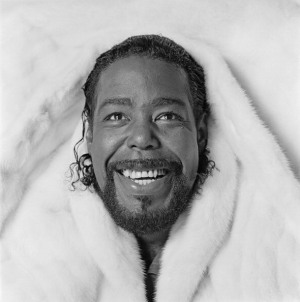 Like me, you probably find the mental image of an aroused Barry White humping the side of your head disturbing, even if, by some quirk of fate, you've never ... - 2013-07-03-barrywhite1313