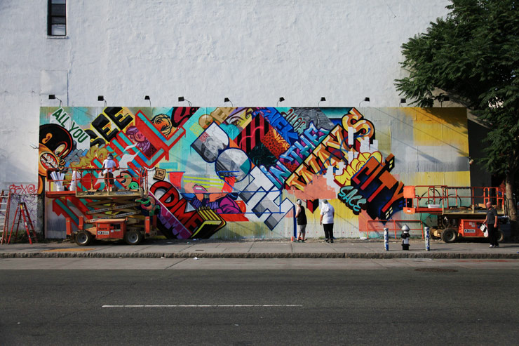 Houston Wall Art revok and pose and the transformation of the houston wall | huffpost