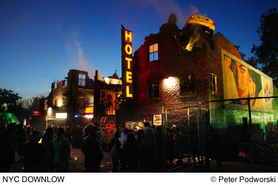 Review Block 9 At Glastonbury 2013 Huffpost Uk