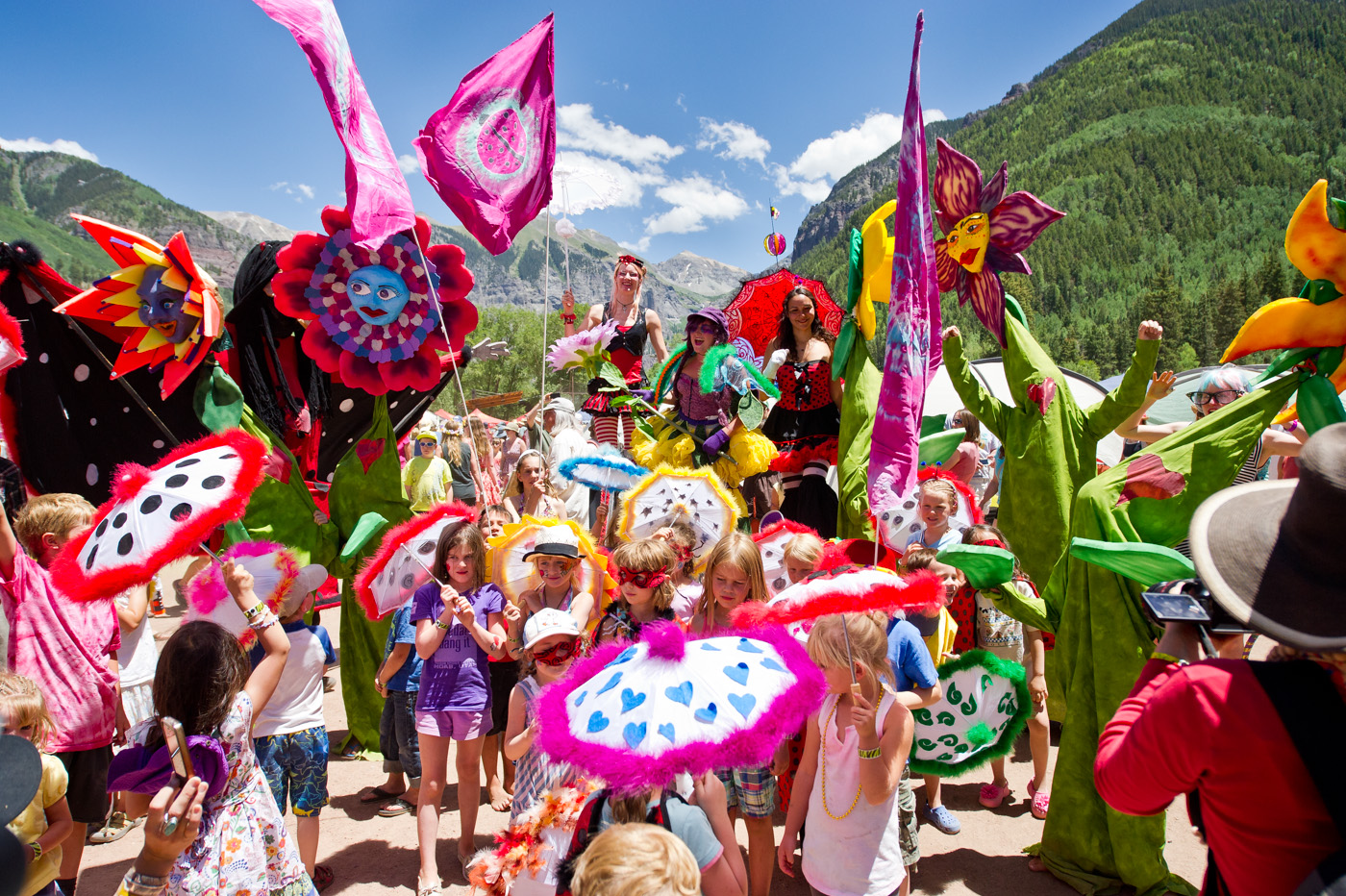 Alternative Culture, Festival Season in Full Bloom  The Huffington