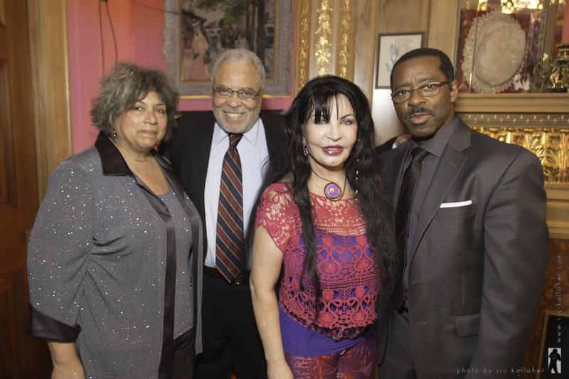 Oscar Winner James Earl Jones Receives the Inclusion in ...