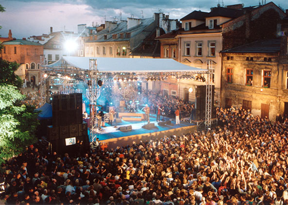 in Poland: the Krakow Jewish Culture Festival  The Huffington Post