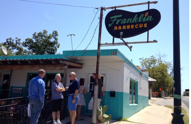 The Best Brisket In Texas Franklin Bbq Plus Make Your Own Hill