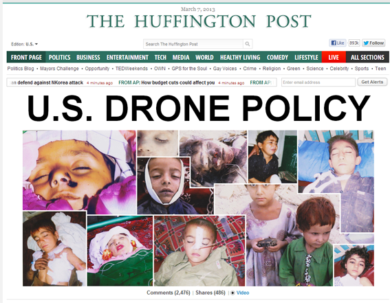 Image result for obama drone children