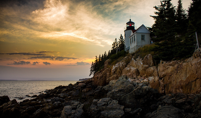 Bass Harbour Head Light