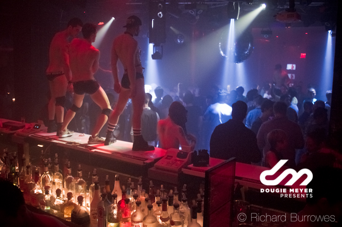 Gay dance clubs in nyc