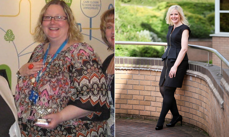 I Lost Weight: Sue Thompson Found An Eating Plan That ...