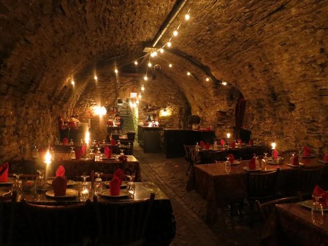 Underground Restaurant Pa