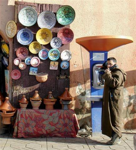 2013-08-06-Moroccocloakedmanonphone.JPG