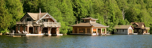 two story boat house plans