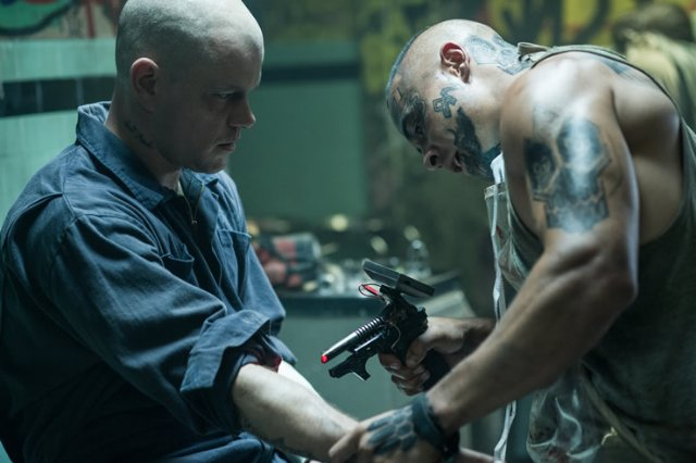 Movie Review: Elysium | HuffPost