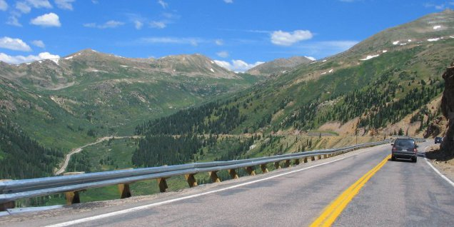 Top 5 Scenic Mountain Drives Huffpost