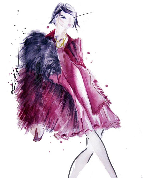 Fashion illustrator job description 13