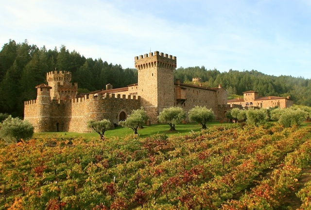 Game Of Thrones Meets Fine Wine At Napa Valley S Medieval